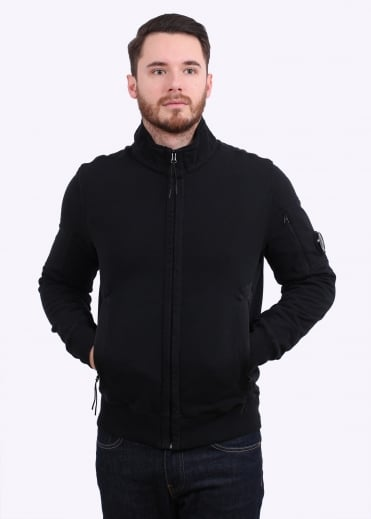 Zip Jacket - Navy Blue