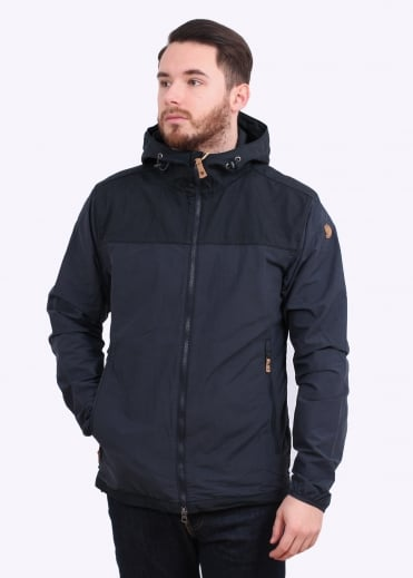 Abisko Hybrid Jacket - Dark Navy