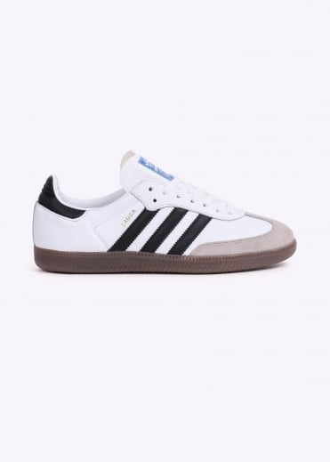 Adidas Originals Footwear Samba OG - White / Black
