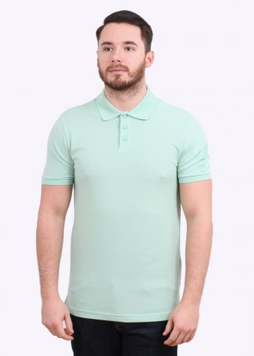 Classic Polo - Blush Green
