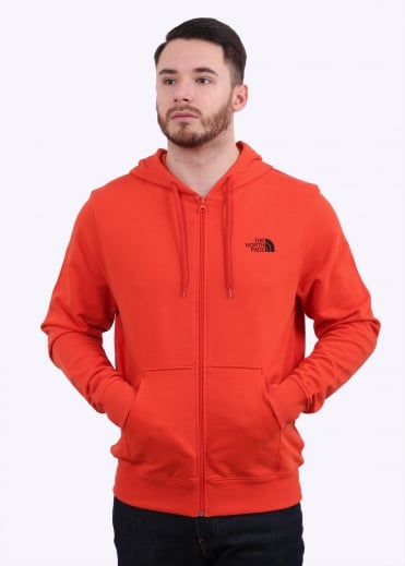 The North Face Open Gate Full Zip - Tibetan Orange