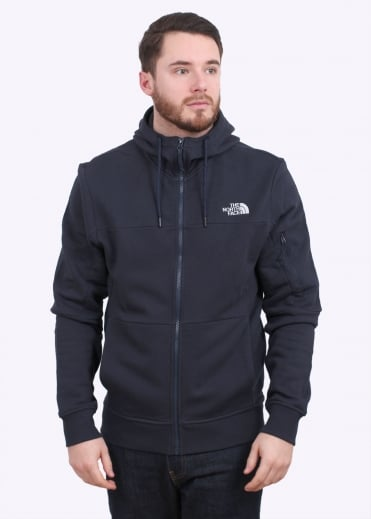 The North Face Z - Pocket Fullzip - Black