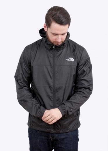 The North Face NJ Flyweight Hoody - Black
