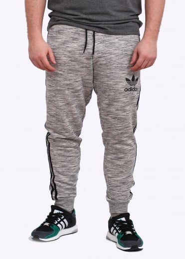 Tracksuit Pants - Grey / Black