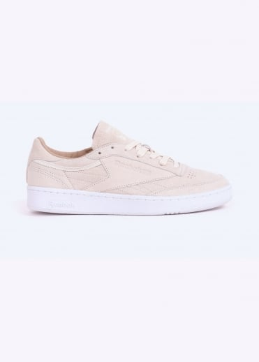 Reebok Club C 85 Trainers - Classic White