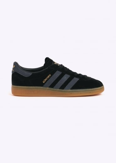 Adidas Originals Footwear Munchen - Black/Grey