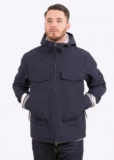 Marina Jacket - Navy Blue