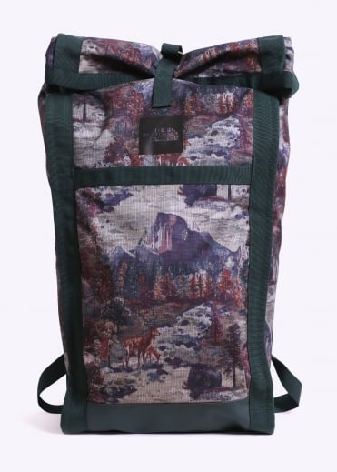 The North Face Homestead Water Proof Pack - Darkest Spruce