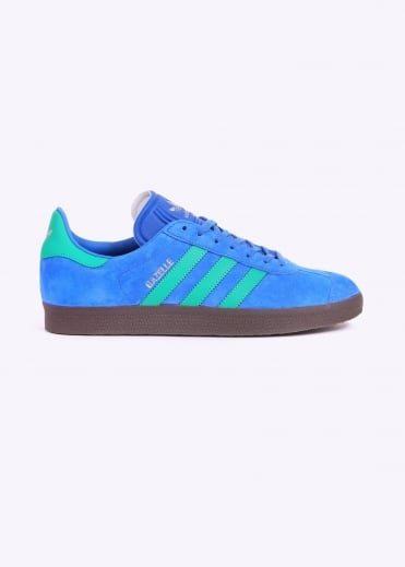 Adidas Originals Footwear Gazelle - Blue / Green