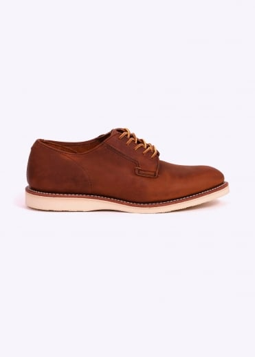 Red Wing Shoes Postman Oxford - Copper