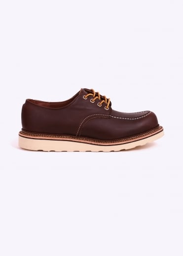 Red Wing Shoes Oxford - Mahogany