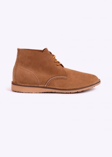 Red Wing Shoes Chukka - Hawthorne Muleskinner