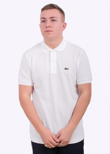 SS Best Polo - White