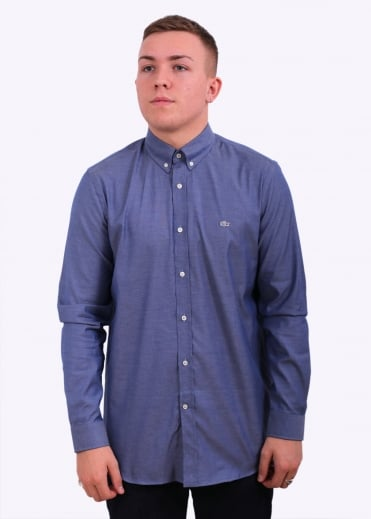 Lacoste Regular Fit Shirt - Inkwell