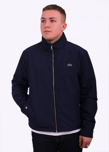 Zip Up Jacket - Navy
