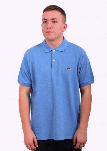 SS Polo - Horizon Blue Chine