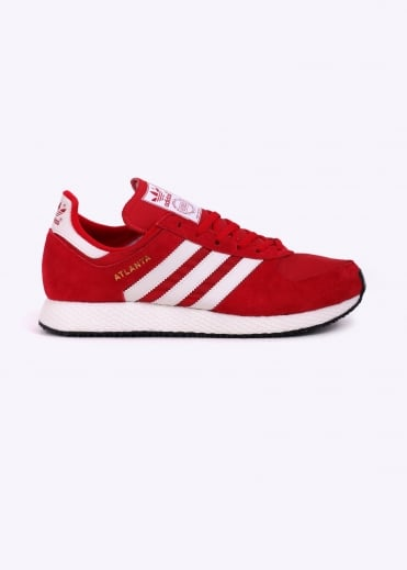 Adidas Originals Spezial Atlanta SPZL - Red