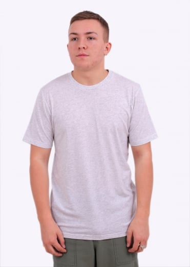 S/S Holbrook T-Shirt - Ash Heather