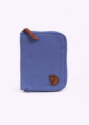 Zip Wallet - Blue Ridge