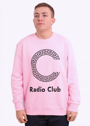x PAM Radio Club Sweat - Vegas Pink