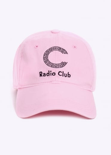 x PAM Radio Club Cap - Pink