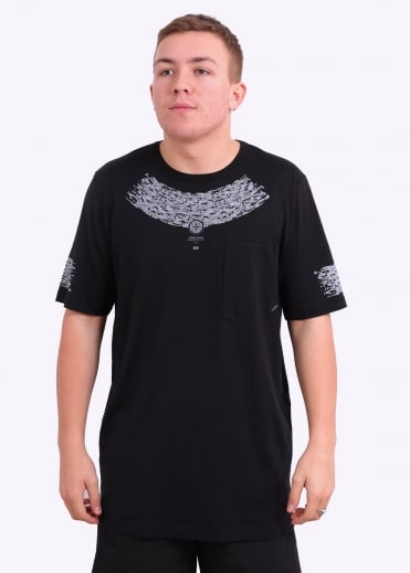 Graphic Tee - Black