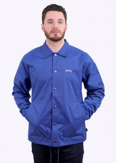 Spring Coach Jacket - Blue