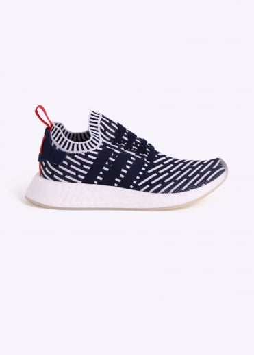 Adidas Originals Footwear NMD R2 Collegiate - Navy / White