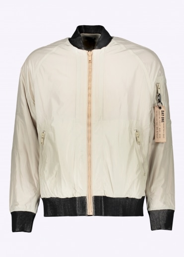 Adidas Originals Apparel Day One Reversible Bomber - Clear Brown