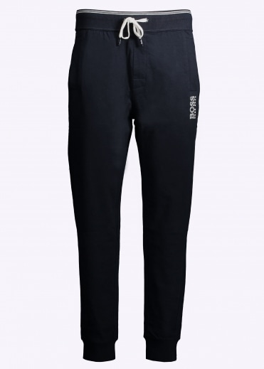Hugo Boss Long Pant Cuffs - Dark Blue