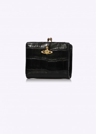 Coin Pocket Wallet Royal Oak - Black