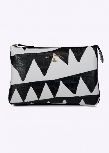 Bristol Bag - White Triangle