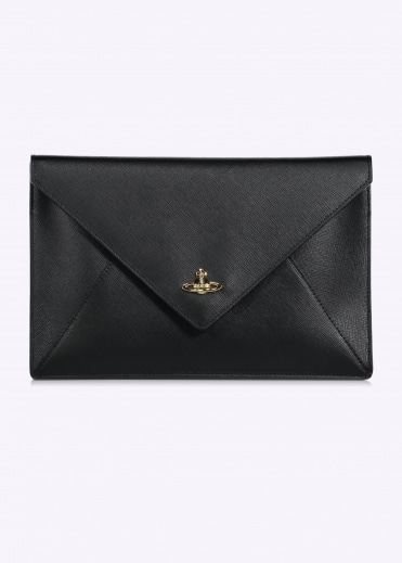 Envelope Pouch - Black