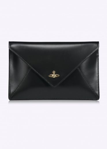 Private Envelope Bag - Black