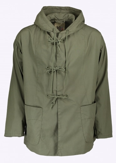 Field Shell Jacket - Olive