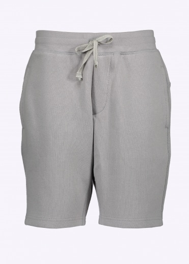 wings+horns Bonded Interlock PO Shorts - Grey