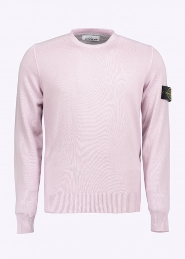 Stone Island Sweater - Rose Quartz