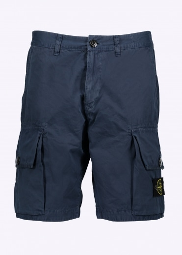 Cargo Shorts - Blue Marine