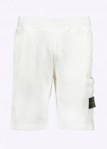 Sweat Shorts - White