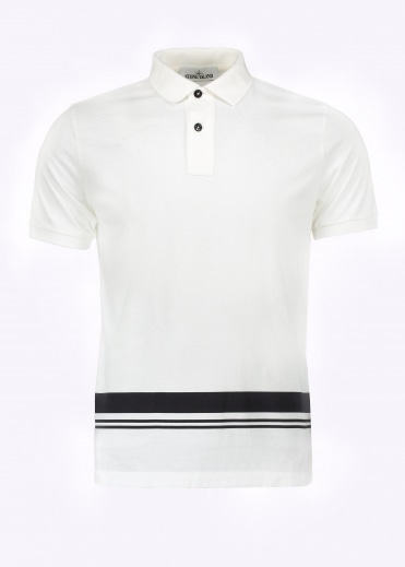 Marina Polo Shirt - Natural