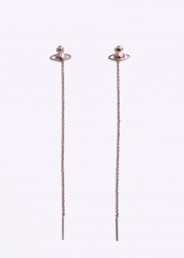 Gigi Earrings - Pink Gold