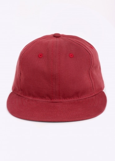 Bedford Cord 6 Panel - Henna