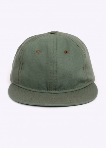 Rip-Stop 6 Panel - Olive Drab