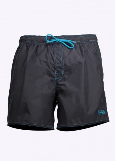 Lobster Swimshorts - Charcoal