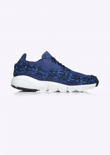 Air Footscape Woven NM - Binary Blue
