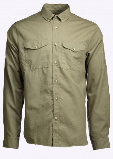 Ovik Lite Shirt - Savanna