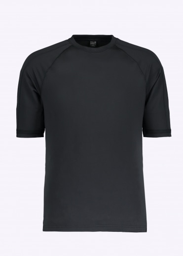 Day One No-Stain Tee - Black