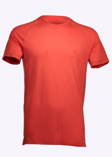 Abisko Trail T-Shirt - Flame Orange