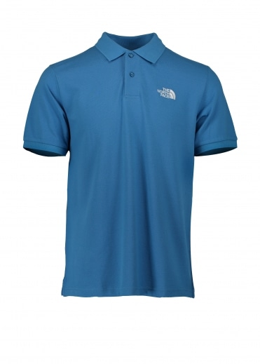 Polo Piquet - Cendre Blue