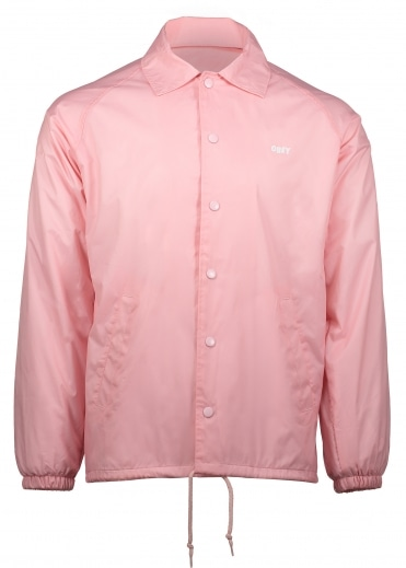 The Creeper Coach Jacket - Pink